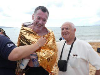 David Forde's Fundraising Swim