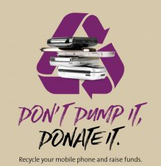 Don't Dump it, Donate it !!