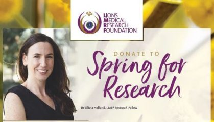 SPRING FOR RESEARCH 2019