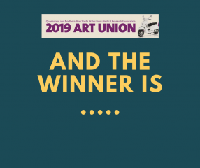 Art Union Winners drawn