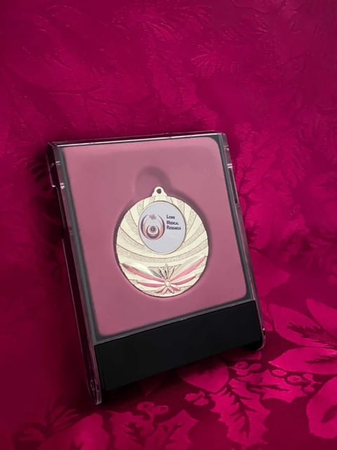 LMRF Medallion