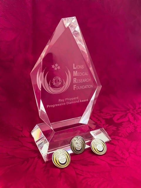 Ray Phippard Progressive Award